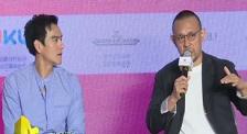 姜文亮相上海国际沙龙网上娱乐节金爵主席论坛 金句频出笑声不断