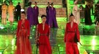 成龙动作电影周开幕时装秀 《英雄传说》古典与现代交融之魅
