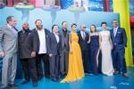 《巨齿鲨》举办北美首映礼 杰森斗鲨气场全开