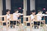 王俊凯带娃有一套:喂饭举高高 被喊叔叔一脸懵!