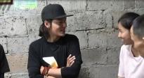 陈坤团队重庆云阳扶贫调研 鼓励贫困女孩