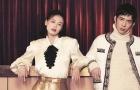 井柏然马思纯演绎《时尚芭莎》十月上纪念刊时装电影