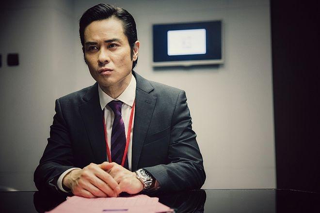 《反贪风暴3》郑嘉颖演技获赞 竟成迷弟担当