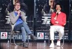 9月19日晚,导演庄文强、演员周润发带着他们即将于国庆档上映的新作《无双》来到北京电影学院,与老师同学们进行了专业领域的细致分享。