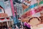 郑爽新戏杀青网友日本偶遇与友人出游 大长腿瞩目