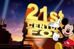 21世纪福斯最早明年1月并入迪士尼  5000人将被裁