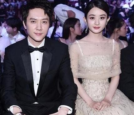 嫁错郎? 韩网报道赵丽颖冯绍峰婚讯配林更新照片图片