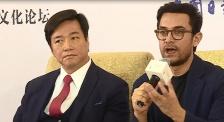 世界电影人文对话 郭京飞出演《宝贝儿》演戏靠三法宝