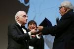 马丁·斯科塞斯被授予第13届罗马电影节终身成就奖