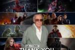 超英齐悼念斯坦李:任何宇宙你都是最伟大的英雄