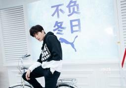 杨洋清爽造型现身 少年感满分分享冬日穿搭心得