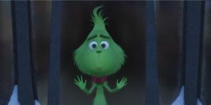"""《绿毛怪格林奇》IMAX海报 携萌宠""""玩票大的"""""""