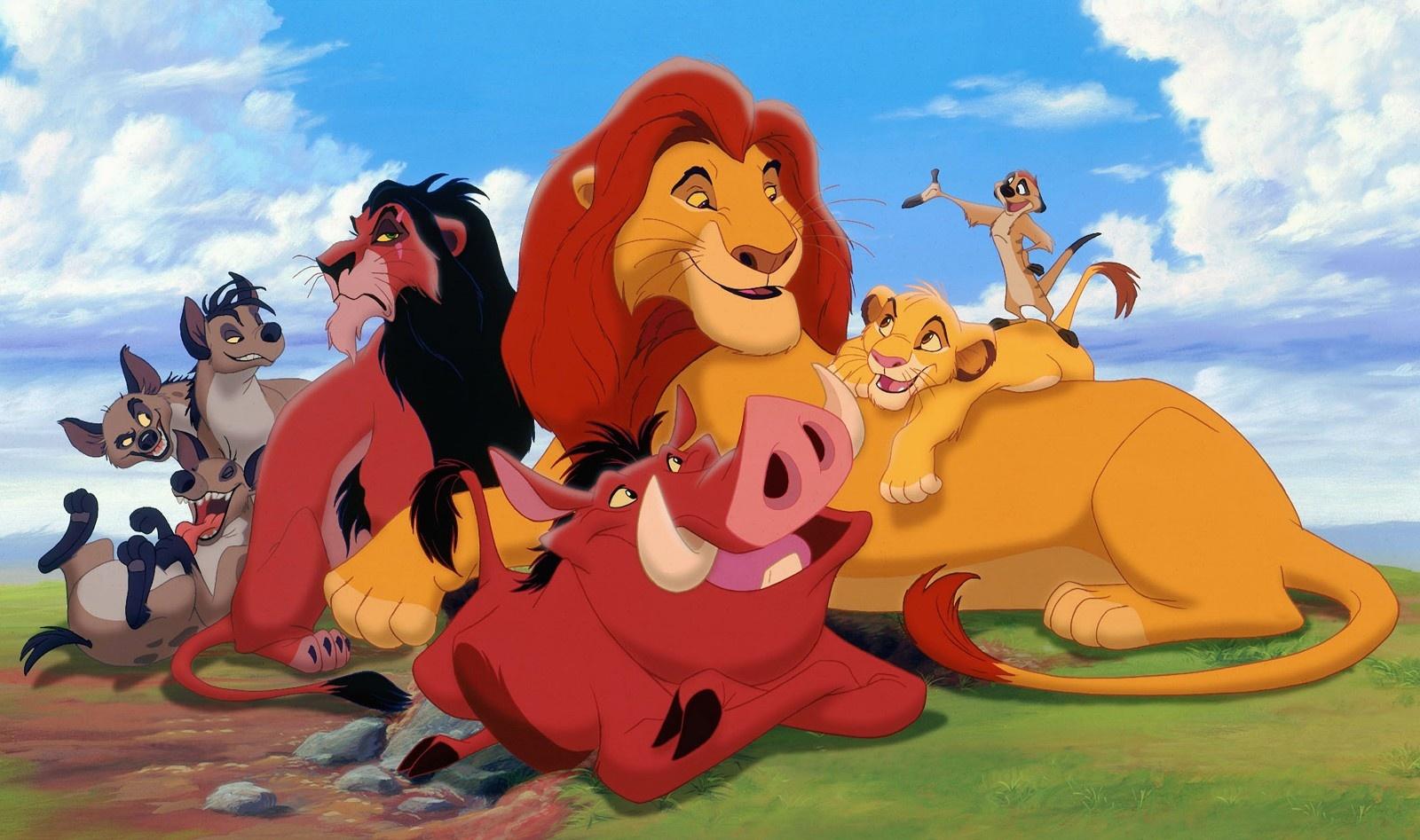 从预告的表现来看,真人版《狮子王》中不会有人类演员,cg化的动物也