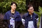 吴尊72岁老爸首上节目 父子俩同框被赞像兄弟!