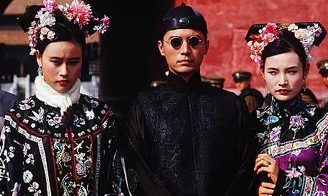 邬君梅悼念贝托鲁奇 曾出演《末代皇帝》饰文绣