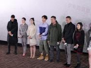 《狗十三》首映 张雪迎谈家暴戏拍摄:真打就对了