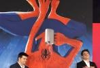 由美国哥伦比亚影片公司、美国漫威公司和美国索尼动画影片公司联合出品的超级英雄动画电影《蜘蛛侠:平行宇宙》在洛杉矶于当地时间12月1日举行了盛况空前的首映礼。