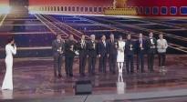 国家电影局局长王晓晖登台颁奖 《战狼2》等十部影片获殊荣