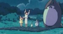 不只是给小孩子看的经典动画《龙猫》 大人们看了烦恼会消失?