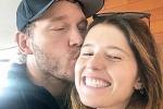 正式公开恋情! 帕帕为施瓦辛格女儿庆生献甜吻