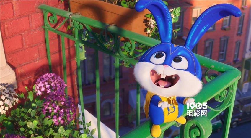 《爱宠大机密2》曝预告 兔子小白回归变超级英雄