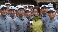 中国三大影视基地跨年大联欢 和基层电影工作者温暖迎新年
