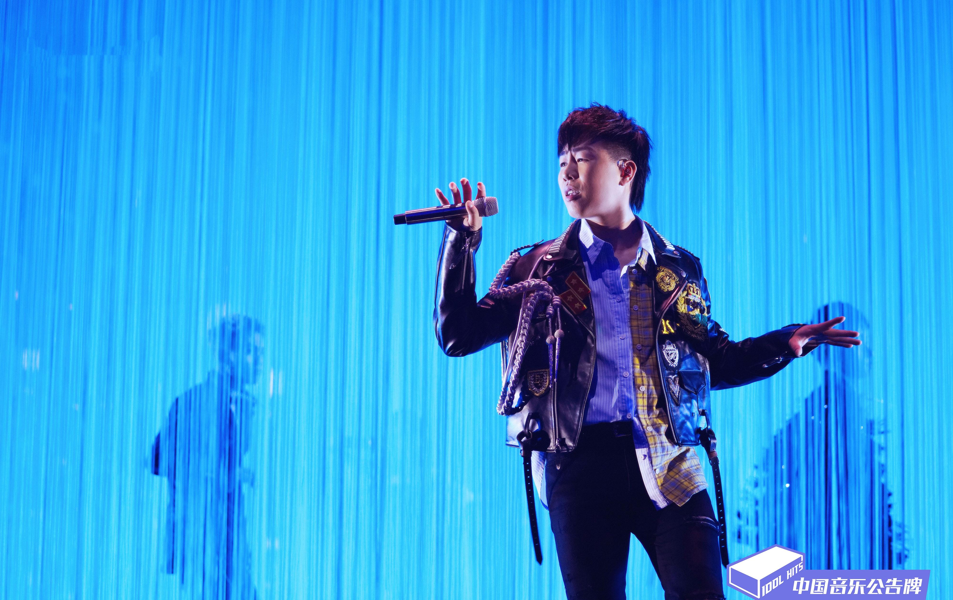 《中国音乐公告牌》大厂男孩回归 胡彦斌唱人生