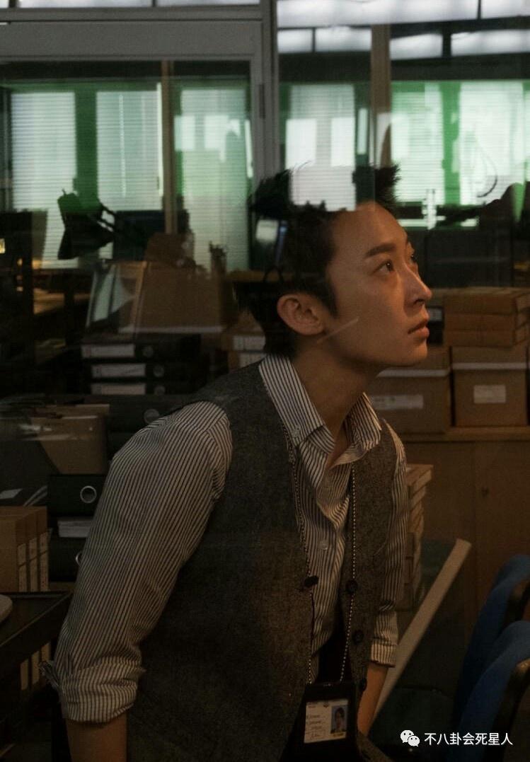 TVB万年绿叶无双,《逼人》艺人帅气转型认不的最短发性感图片