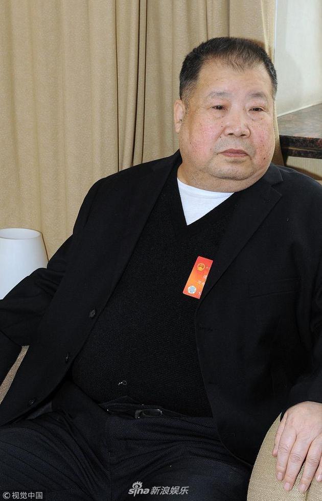 作家二月河去世享年73岁 胡玫于正汪海林