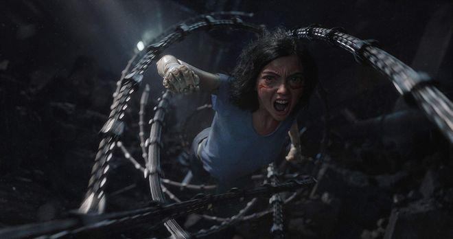 《阿丽塔:战斗天使》定档2.22 提升动作捕捉技术