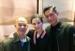 1月20日,李若彤通过微博晒出一组与95版《神雕侠侣》主创聚会的照片。