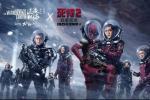 《死侍2》《流浪地球》联动营销 影迷:辣眼睛