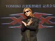 YOSHIKI就任《极限特工4》音乐指导 确认参演电影