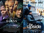 北美票房:《玻璃先生》连冠 海瑟薇《宁静》扑街