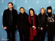 《风中有朵雨做的云》柏林首映 娄烨鼓励年轻演员