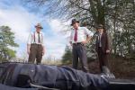 """《劫匪》预告 科斯特纳和哈里森?#20961;丁?#38604;雄大盗"""""""