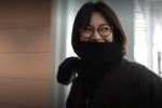 宋慧喬離婚傳聞后獨自現身機場 無名指不見婚戒!