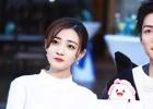 徐璐張銘恩戀情疑似曝光 曾在劇中飾演甜蜜情侶