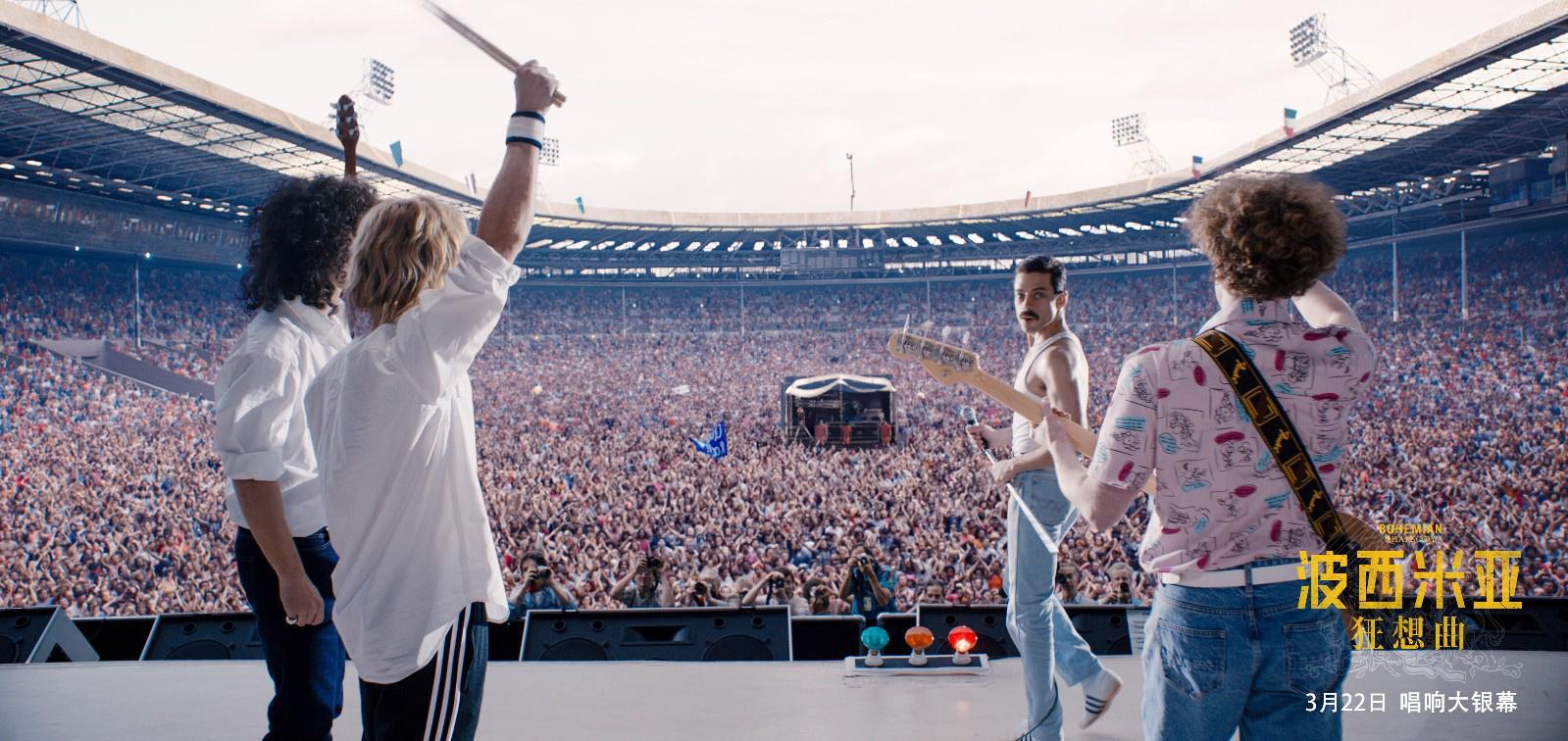 《波西米亚》或有续集? 又以Live Aid为开头?