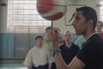 《篮球冠军》首映礼笑声不断 台词质朴直戳人心