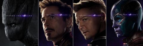 《复仇者联盟4》幕后特辑 逝去超级英雄再亮相