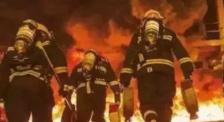 向四川木里县大火30名消防英雄致敬 愿未来消防队员平安