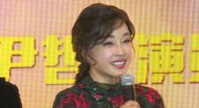 《谍狼之变色龙》媒体见面会 刘晓庆再度出演反派