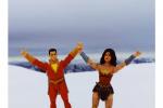 神奇女侠和他牵手了!盖尔·加朵晒照祝贺《沙赞》