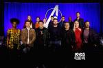 《复联4》全球新闻发布会:为逝去的成员留空位