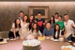 舒淇43岁生日与杨谨华等好友聚餐 众人喜气洋洋