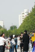 劉昊然易烊千璽趙嘉敏等中戲拍攝 排排站身高亮了