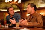 昆汀揭秘《好莱坞往事》二男主 小李皮特性格两极