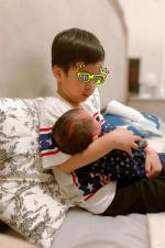 陳楚生宣布二胎得子喜訊 甜蜜告白老婆:辛苦啦
