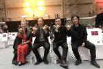 《红花绿叶》亮相大学生电影节红毯 六月即将公映
